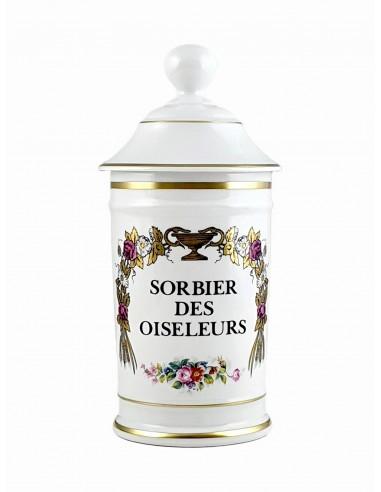 Medicine jar Sorbier des Oiseleurs