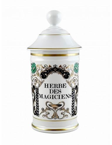 Medecine jar Herbe des Magiciens