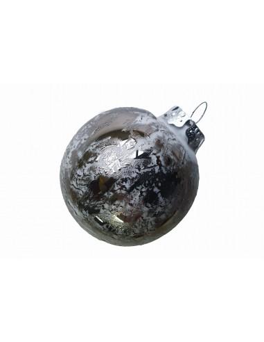 Christmas ball, Platinum Star Collection