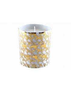 Candle, Gold Marble Collection