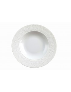 Soup plate, Granite collection