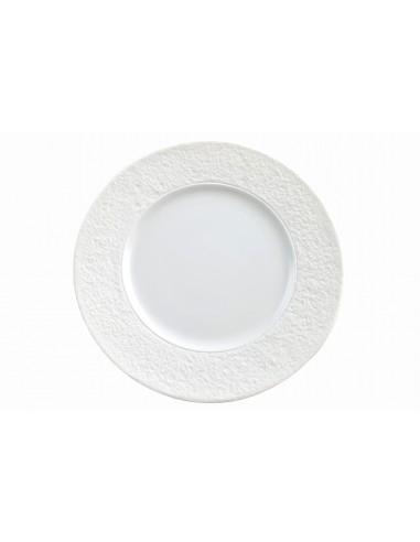 Dessert plate, Granite collection