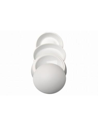 Sphère 4 pièces, blanche, Collection...