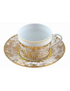 Tasse à thé, Service de...