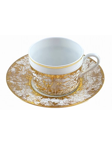 Tea cup, Starry Gold collection