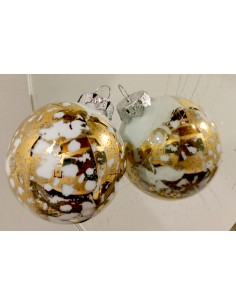 Christmas bauble, Gold...