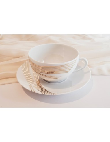 Breakfast cup, Gold Quantum Collection