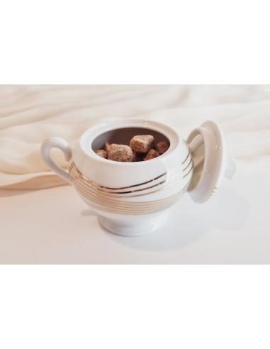 Sugar bowl, Gold Quantum Collection