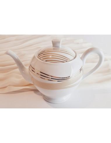 Tea-pot, Gold Quantum Collection
