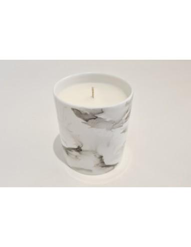 Rapeseed wax candle