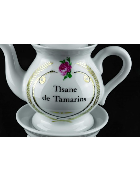Tisanière, tisane de Tamarins