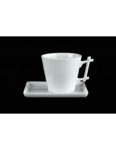 White round mug, Bamboo...