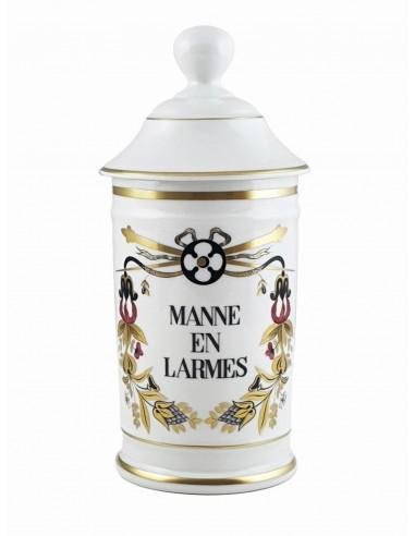 Pot à Pharmacie Manne en Larmes