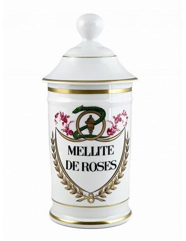 Medecine jar Mellite de Roses