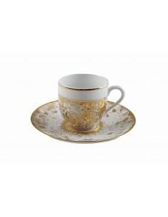 Tasse à café boule, Service...