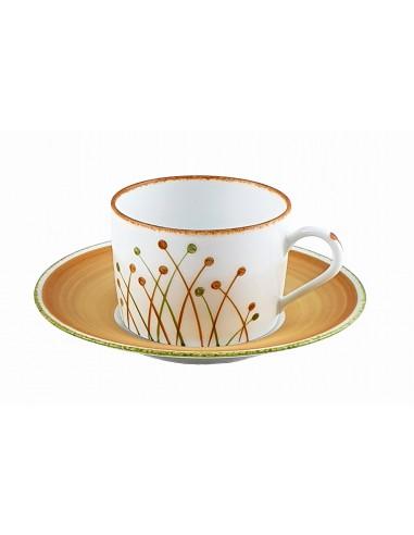 Tasse à thé, collection Artifice