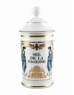 Medicine jar Sel de la Sagesse
