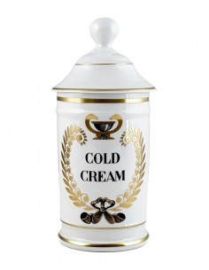 Medecine jar Cold Cream