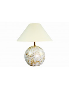 Ball lamp, starry gold...