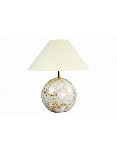 Lampe boule, Collection étoilée or