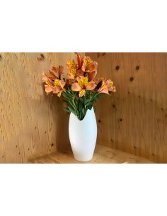 Vase Théo Granité