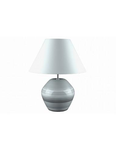 Lampe Isabelle petit modèle gris