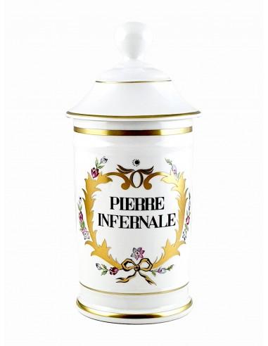 Pot à Pharmacie Pierre Infernale