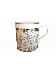 Round mug, Starry Platinum...