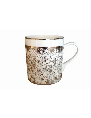 Round mug, Starry Platinum collection